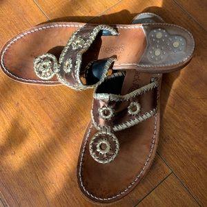 Jack Rogers sandal flip flops